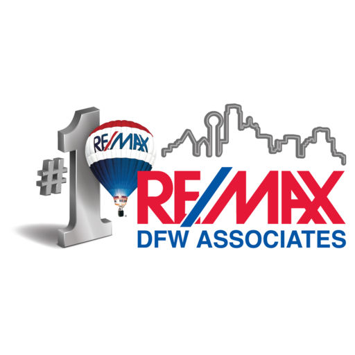 Trisa Fischer, REMAX DFW Logo Dallas Skyline REMAX Baloon